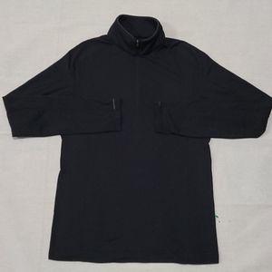 Lululemon Long Sleeve Zip Shirt